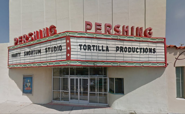 Pershing Theater