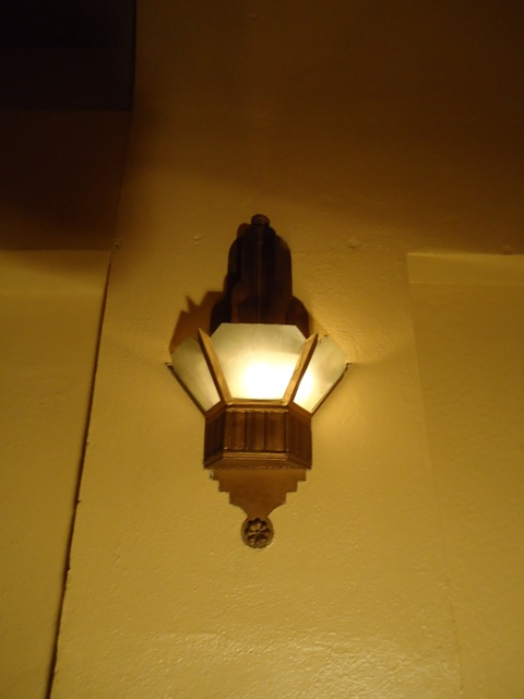 1930s Wall Sconce