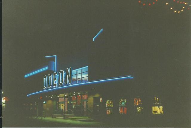 Odeon Luxe Epsom