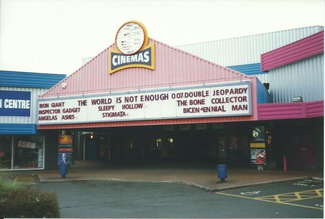 Cineworld Cinema - Harlow Queensgate
