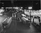 December 1954 photo credit Chicago Transit Authority Historical Collection.