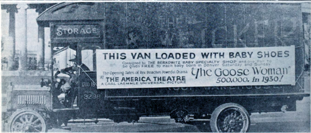 America Theatre