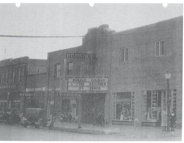 Romance Theater Before 1976 Flood