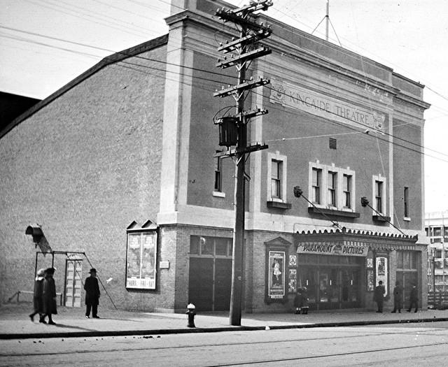 Kincaid Theatre