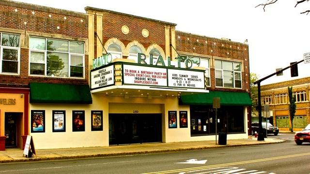 New Vision Theatres Rialto Theatre