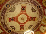 Allen Theatre (Cleveland) Ceiling Cove