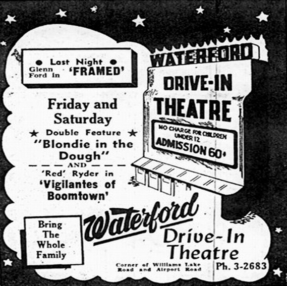 Waterford Drive-In