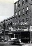 ORPHEUM Theatre; Kenosha, Wisconsin.