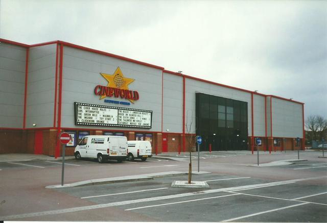 Cineworld Cinema - Chesterfield
