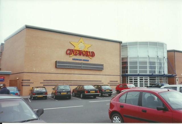 Cineworld Cinema - Shrewsbury