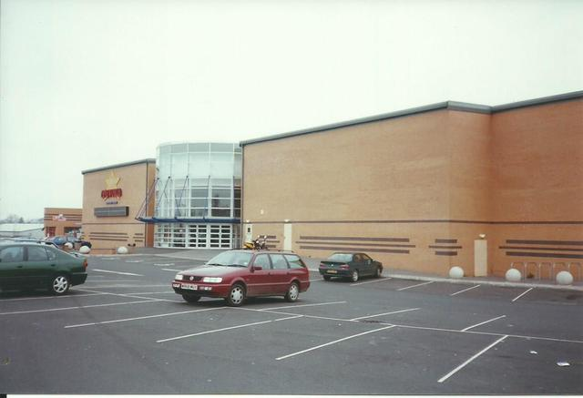 Cineworld Cinema - Shrewsbury