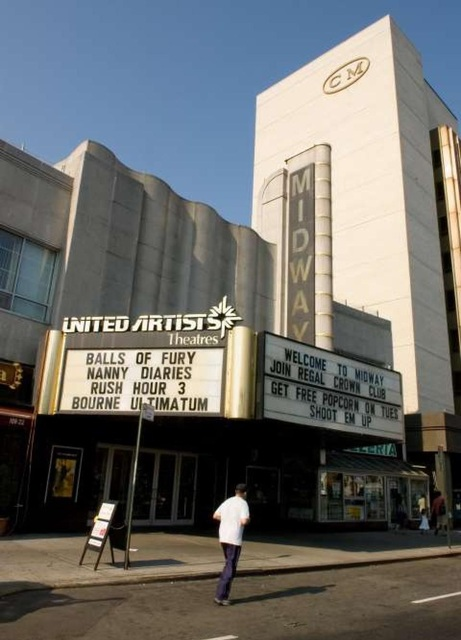 UA Midway Stadium 9 in Forest Hills, NY - Cinema Treasures