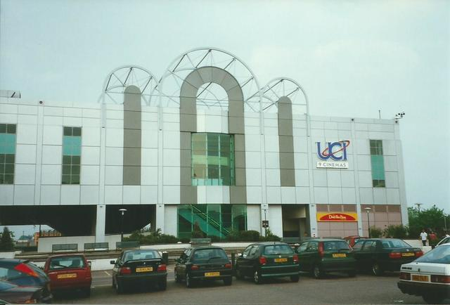 Odeon Hatfield