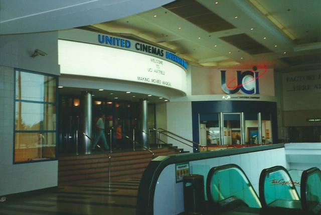 Odeon Hatfield