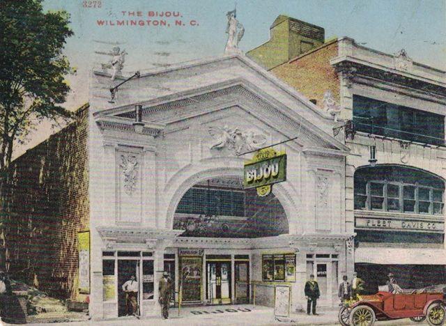 Bijou Theatre Wilmington North Carolina