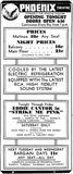 July 8th, 1936 grand opening ad