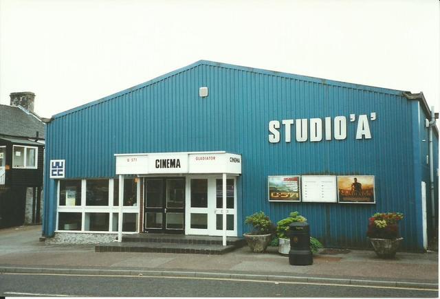 Studio 'A' & 'B'