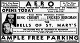 December 25th, 1946 grand opening ad