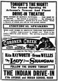August 27th, 1948 grand opening ad