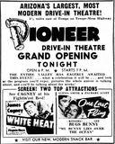 November 1st, 1949 grand opening ad