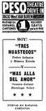 18 de julio 1952 gran anuncio de apertura