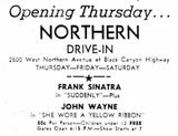February 24th, 1955 grand opening ad
