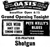 October 23rd, 1955 grand opening ad