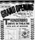 December 21st, 1961 grand opening ad