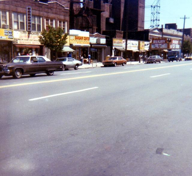 1974 photo credit Gary Weinstein.