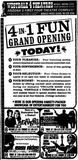 December 25th, 1969 grand opening ad