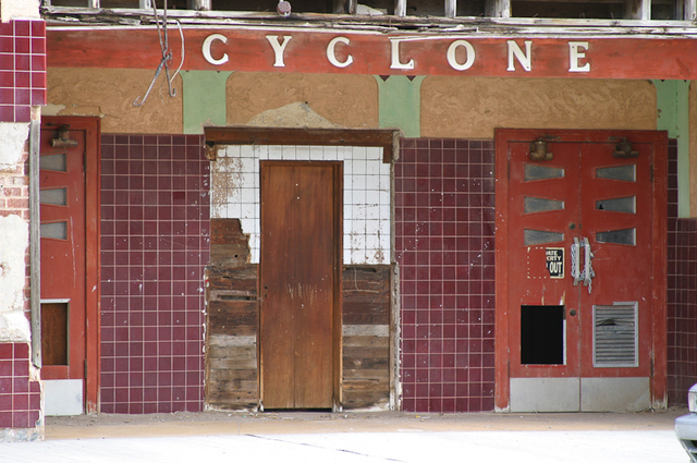 Cyclone Theatre