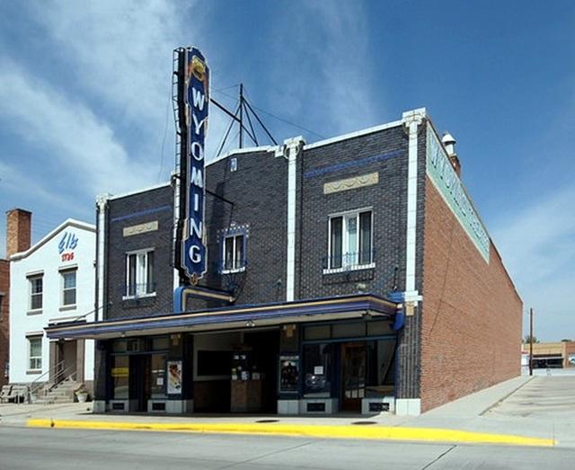 Torrington Wyoming, Wyoming Theater, Movie Theater, Goshen