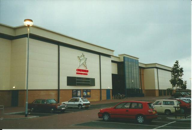 Cineworld Cinema - Huntingdon