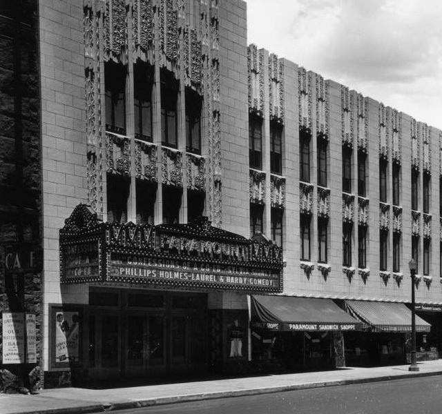 Paramount Theatre In Denver, CO