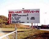 Bel-Air Drive-In 1999