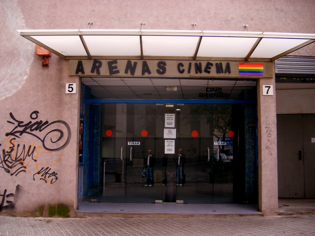 gay cine in barcelona