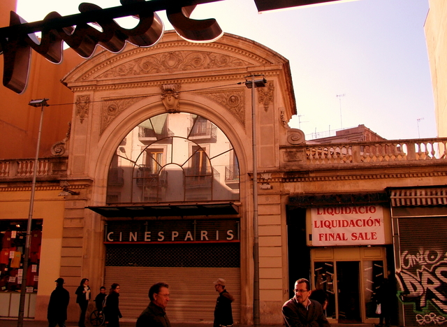 Cines Paris