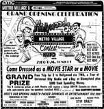 December 12th, 1980 grand opening ad