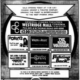 May 21st, 1982 grand opening ad