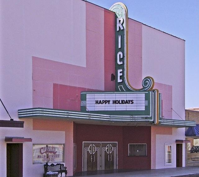 Rice Theatre