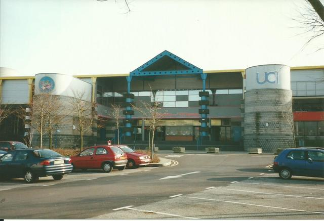 Cineworld Cinema - Poole (Tower Park)