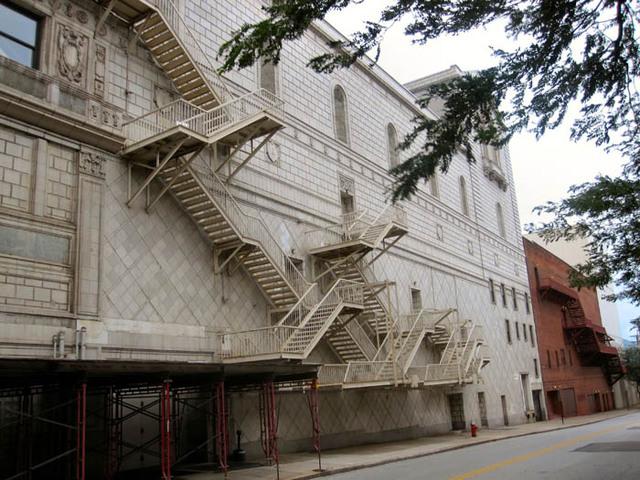 Palace Theatre (Cleveland) Auditorium exterior