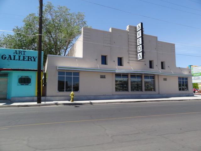 Sandia Theater