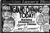 November 22nd, 1996 grand opening ad as 11-plex