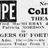 November 21st, 1940 grand opening ad as Tempe