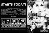 August 30th, 2002 reopening by Madstone.