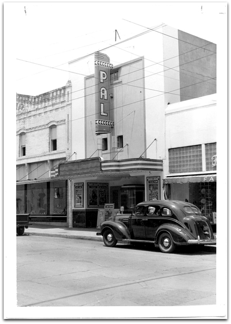 Pal Theater...Palestine TX...Billy Holcomb Collection