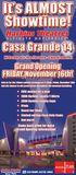 November 16th, 2007 grand opening ad