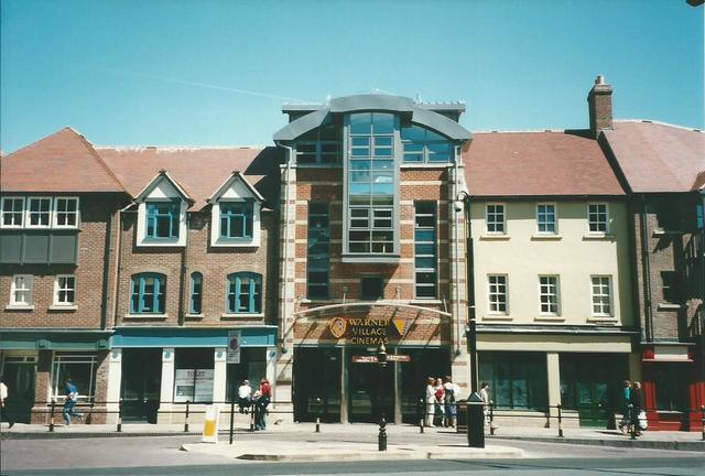 Vue Worcester