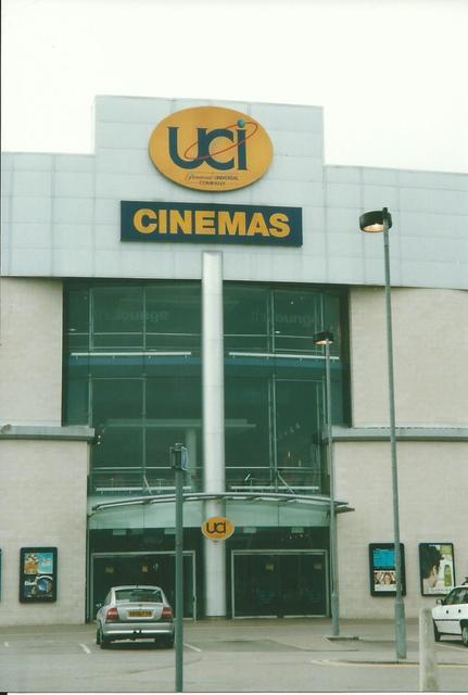 Odeon Huddersfield